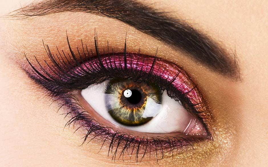 Eyelash and Henna brow tinting
