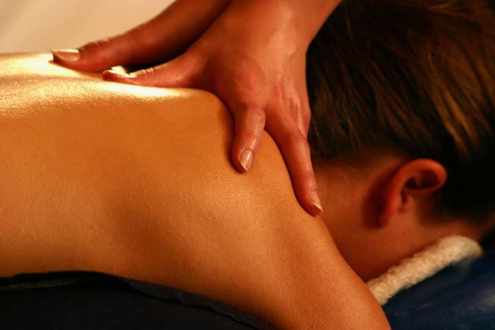 massage therapy swedish female